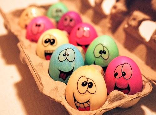 τα βραστά αυγά ΔΕΝ καταψύχονται.