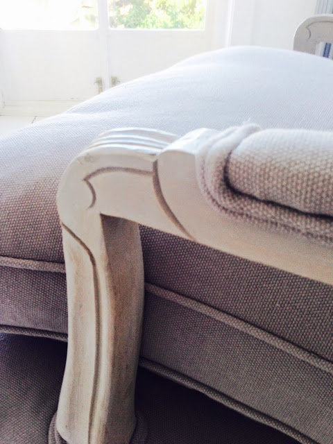 The Rochelle French Armchair From Within The White Approach