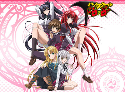 Highschool DXD BD