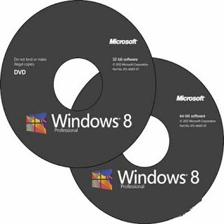 Windows 8-Professional-x64/x86