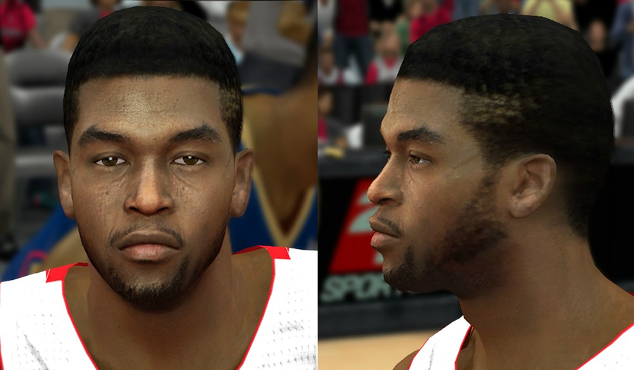 NBA 2K14 Julyan Stone Cyberface Mod