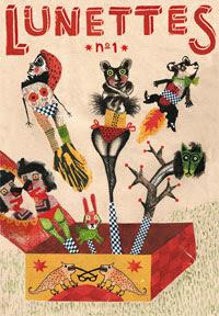 Fanzine Lunettes
