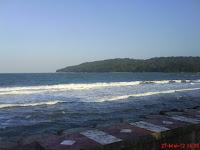 Keindahan Pantai Pangandaran Jawa Barat