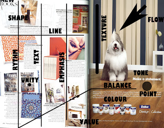 EXAMPLES OF DESIGN ELEMENTS EXAMPLES