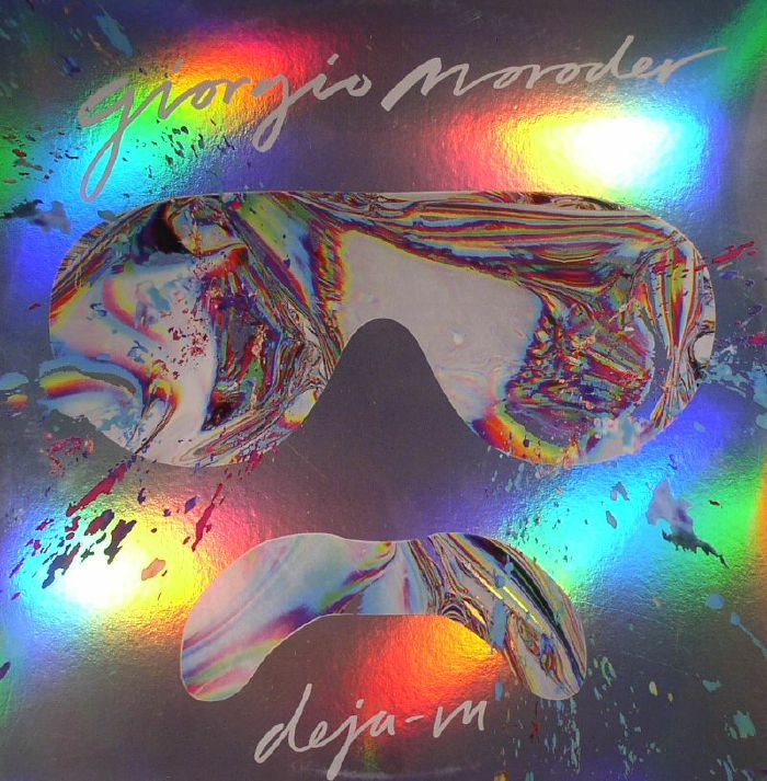 Giorgio Moroder New Album - Déjà Vu (LIMITED EDITION VINYL)