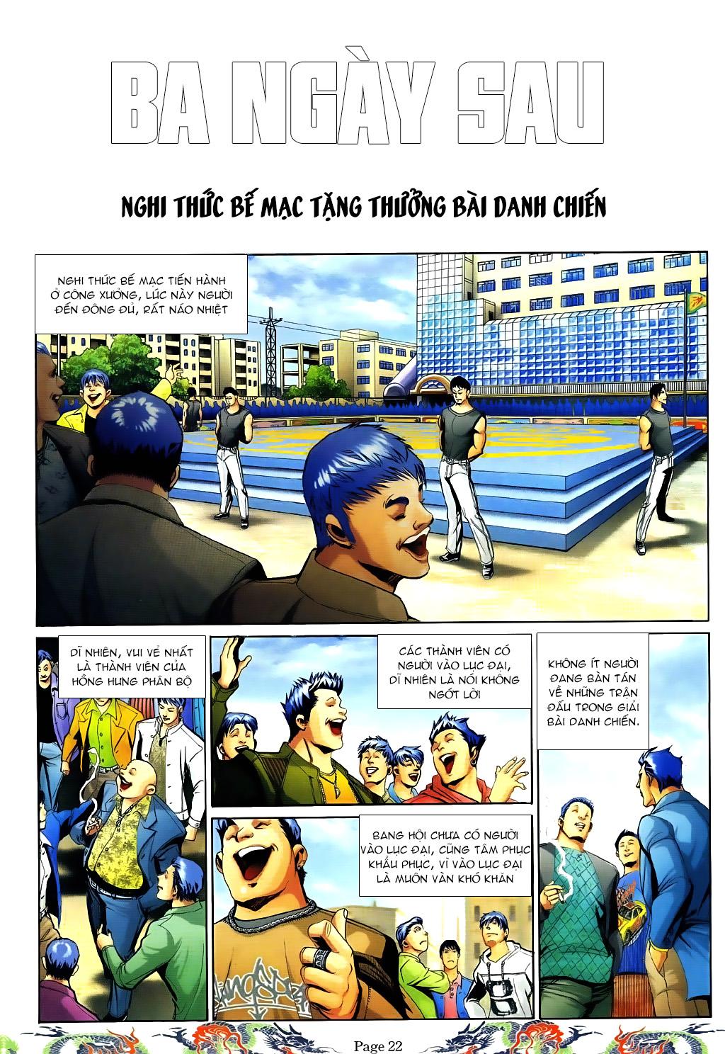Người Trong Giang Hồ Chap 742 - Truyen.Chap.VN
