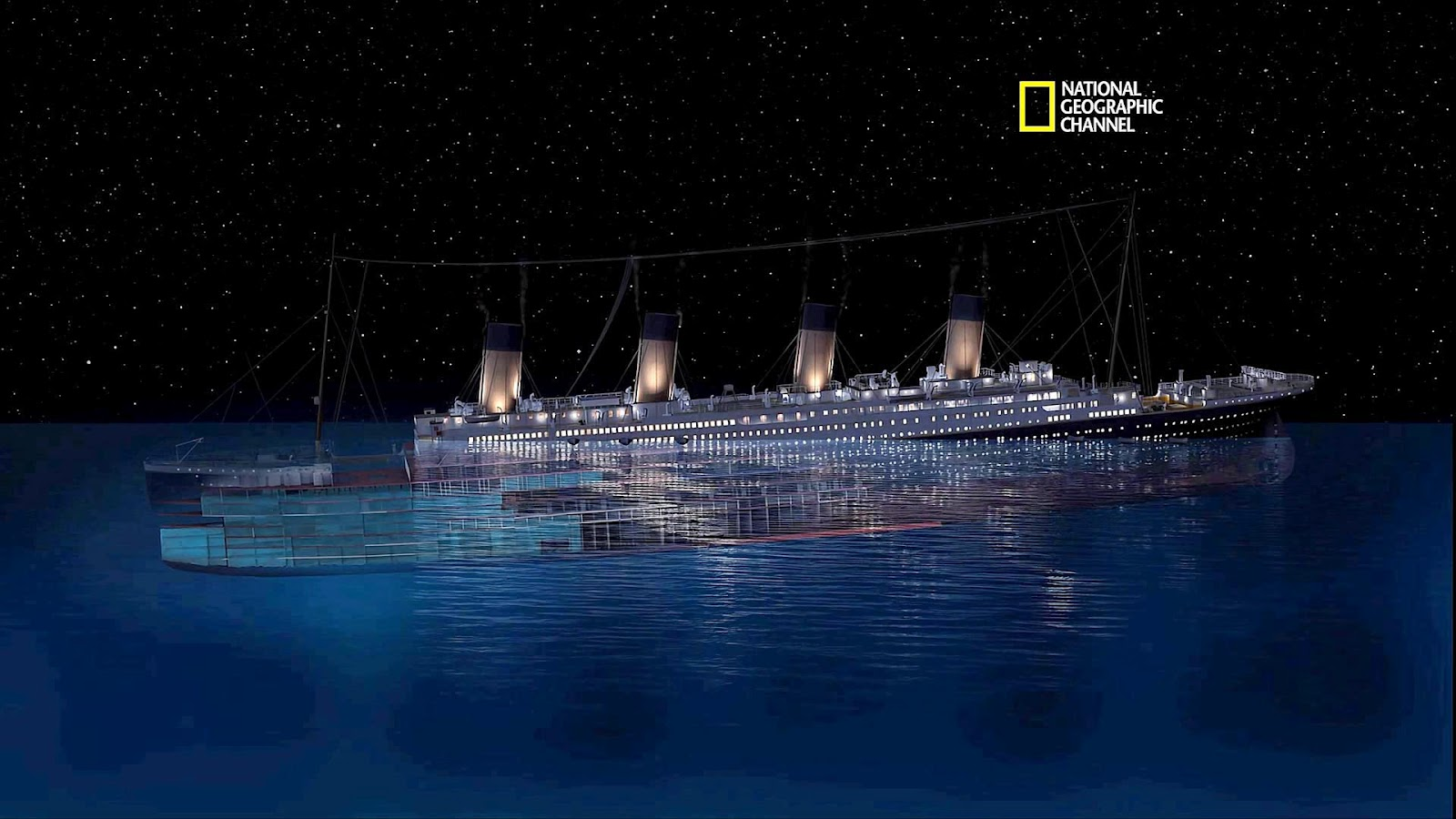 the beginning of titanics voyage The following is a re-creation of the significant events that took place aboard the titanic up the first of titanic's if titanic's voyage had.