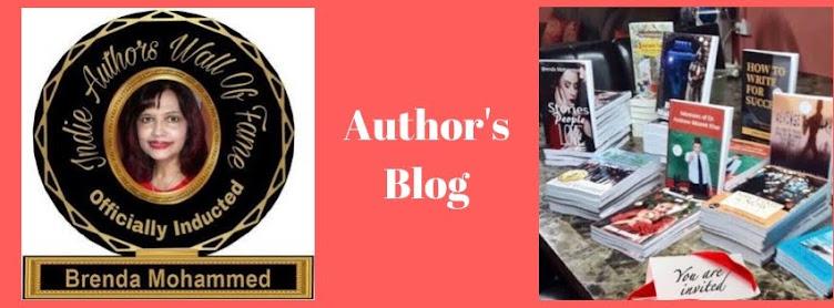 Author's Blog of Brenda Mohammed