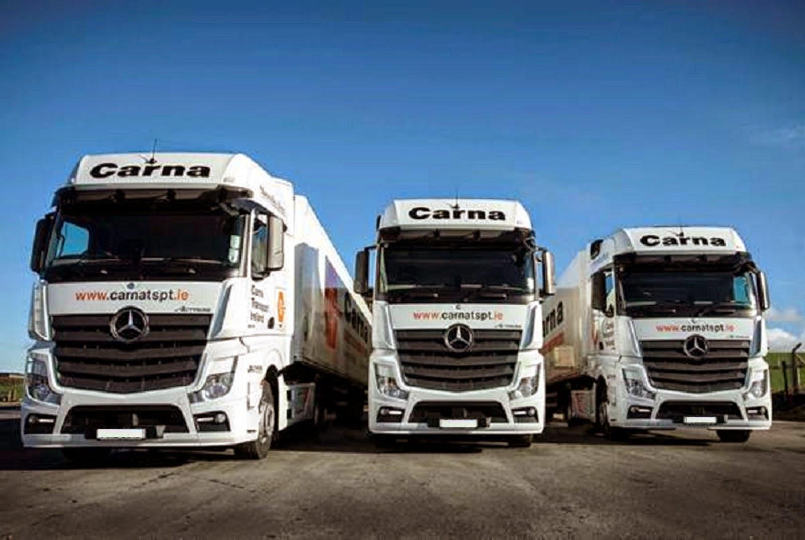 Irish Car Travel Magazine Carna Transport Opts For Atros