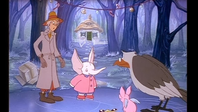 Mumfie's White Christmas, Christmas Classics, Christmas children show
