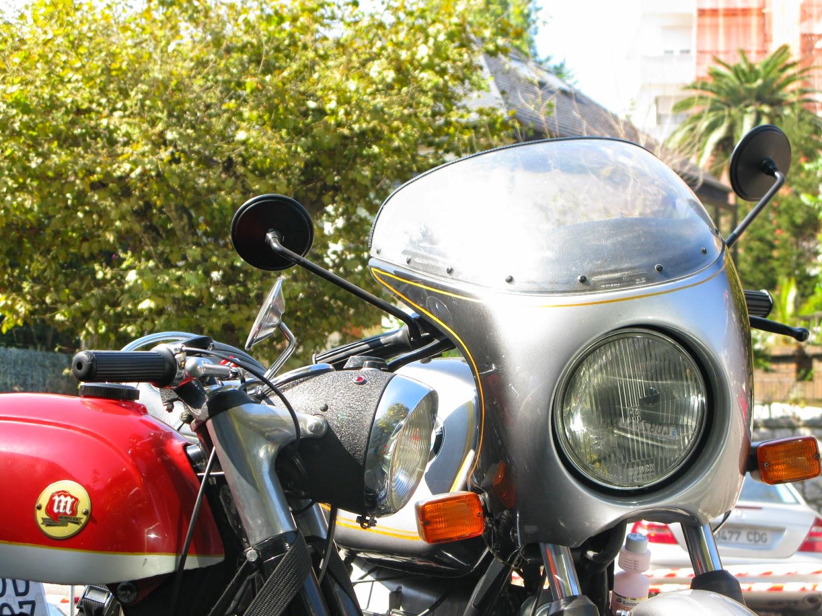 santander moto piston rally spain