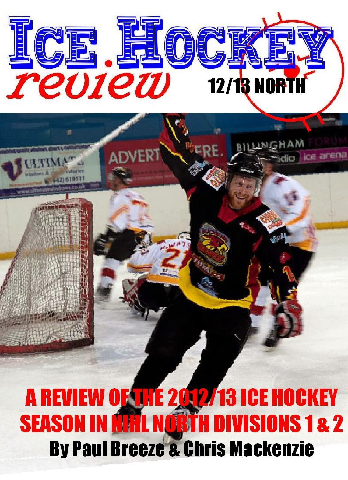 2012/13 EDITION - BACK COPIES AVAILABLE