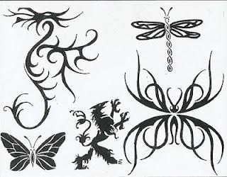 2012 popular tattoo for girls