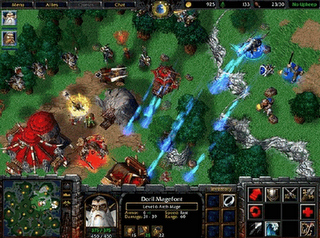 Warcraft III Frozen Throne
