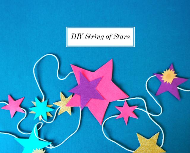 Generalized loveliness ★ string of stars makeshift