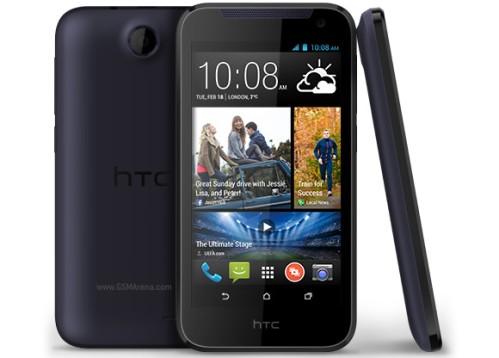 Smartphone android dual sim a basso costo Htc Desire 310