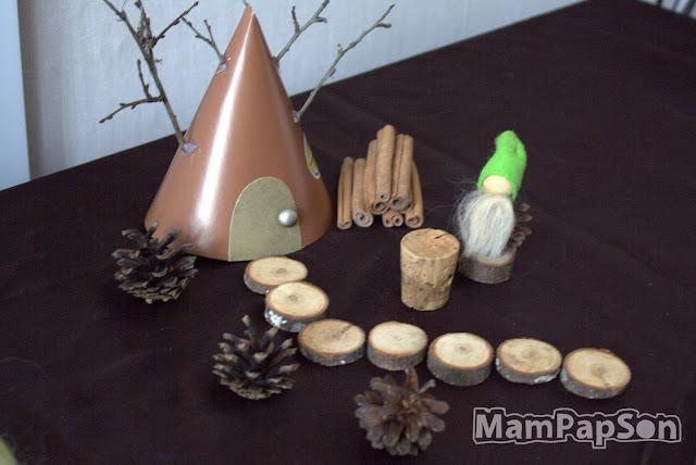 Домик для древесного гнома