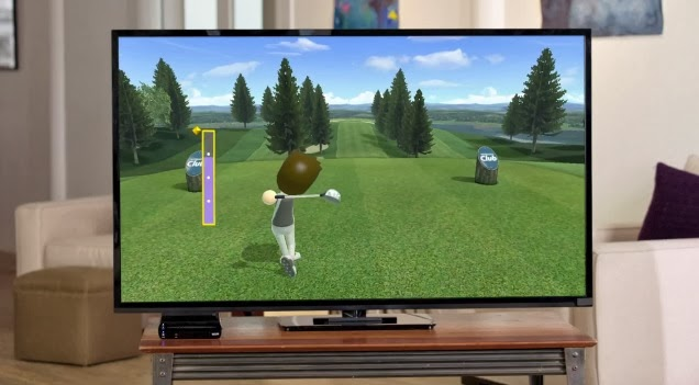 Image of Wii Sports Club Golf
