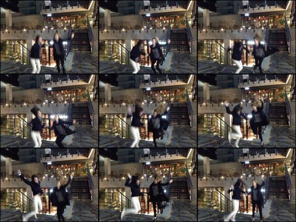 Jessica and Krystal