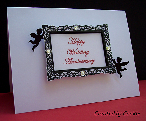 How To Make Wedding Anniversary Cards Online