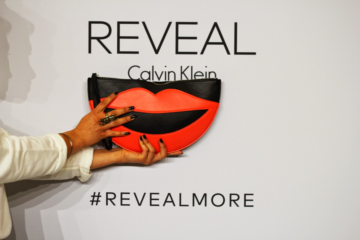 reveal revealmore calvin klein party new york four world trade center