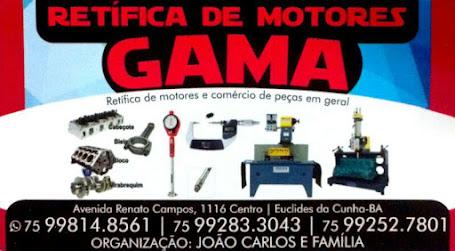 RETÍFICA DE MOTORES GAMA