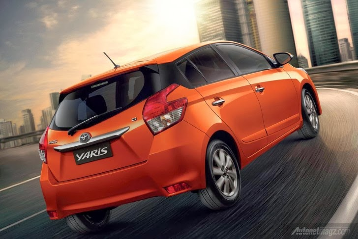 jesslie all new toyota yaris 2014 price and specifications