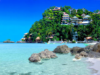 Boracay, world's best island, resort, beaches, white sand, fine sands, Philippines