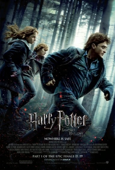 Harry Potter And The Deathly Hallows: Part 1 (2010) DVDrip
