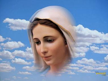 SANTA MARIA, rogai por nós