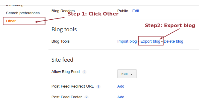 How to Import Wordpress Posts to Another Website or Blog