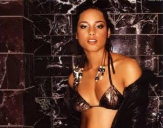 Juego de vestidos para Alicia Keys