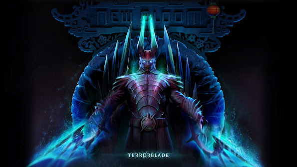 terrorblade dota 2 hero image picture hd wallpaper