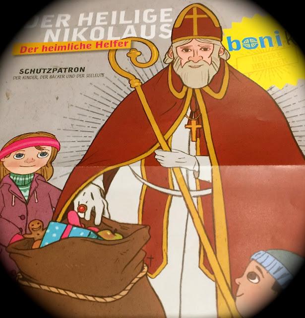 San nicolás-tradiciones alemanas