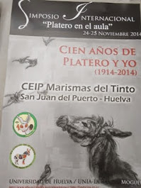 """Centenario """"Platero y yo"""""""