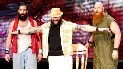 Faction WWE Wyatt Family