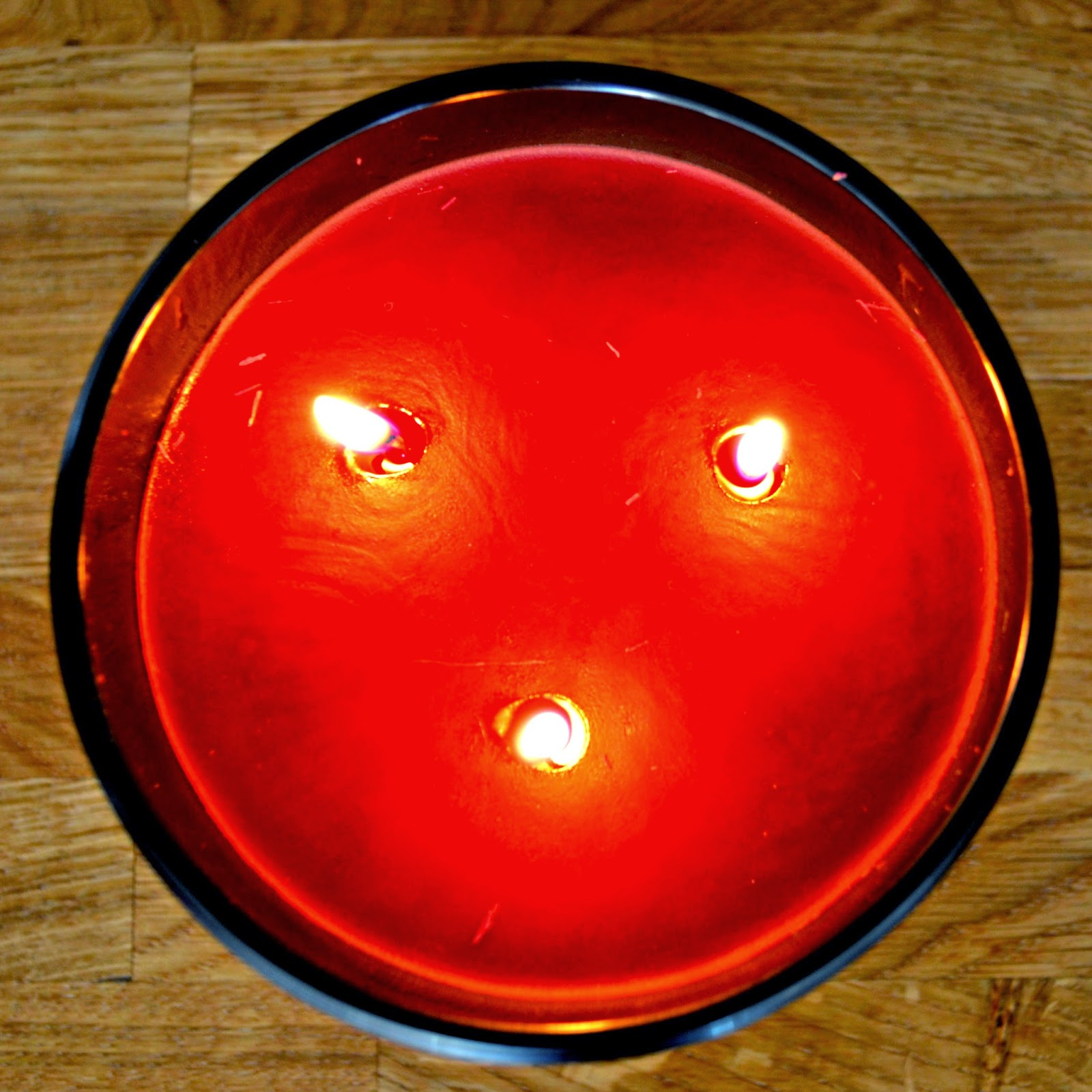 Rituals Sacred Fire candle