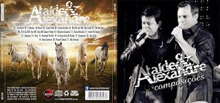 CD Ataide & Alexandre – Composições
