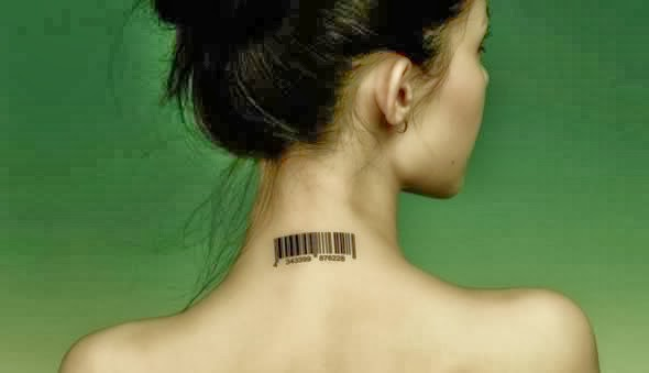Lie Detector Tattoo by Google