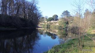 river ayr at auchencruive