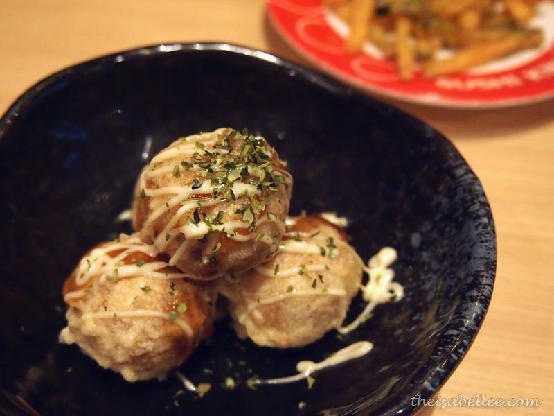 Sushi King Takoyaki Tenpura