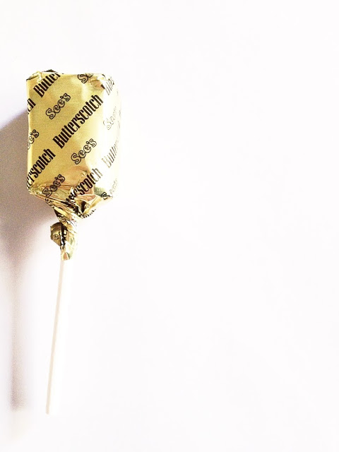 Gourmet Lollypops ~ Butterscotch
