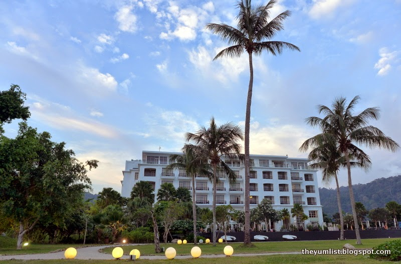 luxury resorts langkawi