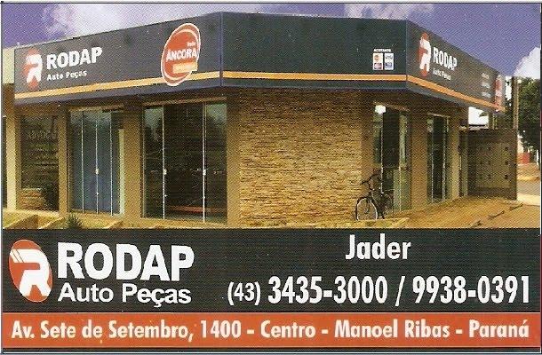 RODAP AUTO PEÇAS
