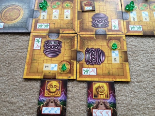Escape Curse of the Temple curse tiles