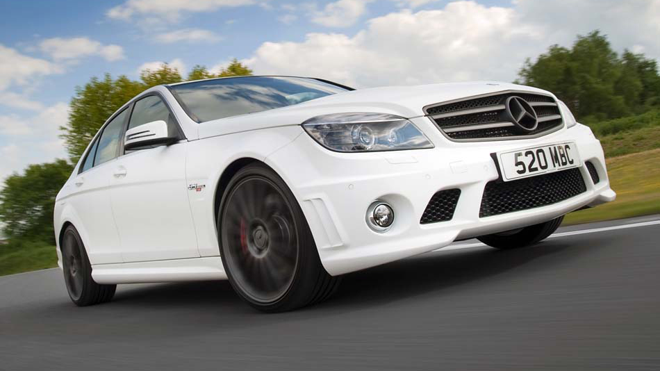2010 W204 C 63 AMG Estate DR 520 Edition 6.2 525 cv