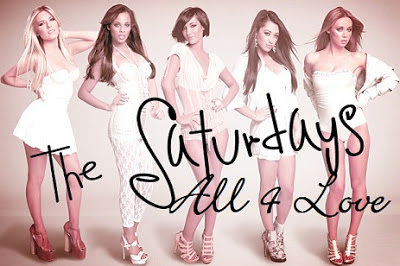 The Saturdays - All 4 Love Lyrics 2012
