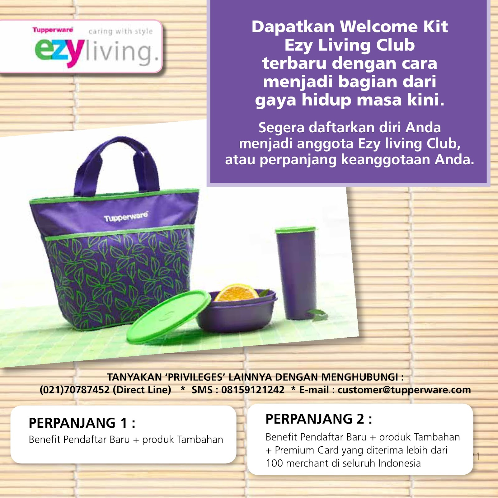 Katalog Tupperware Promo April 2013 (Kalimantan & Sumatera