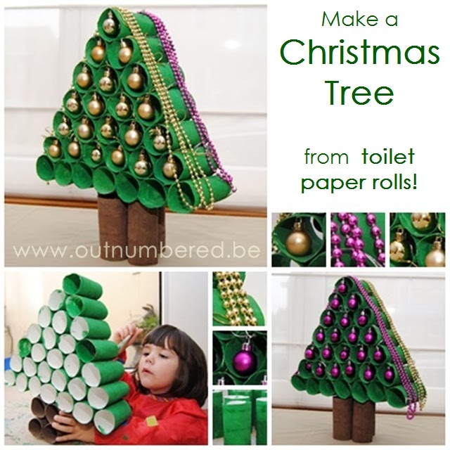 Little Christmas Tree for Kids