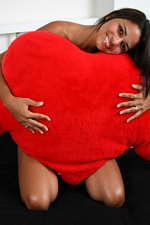 I Have A BIG Heart For You! Do You Have Anything BIG For Me? Happy Valentines Day From Polliana!